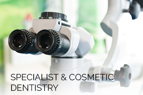 Specialist & Complex Cosmetic Dentistry