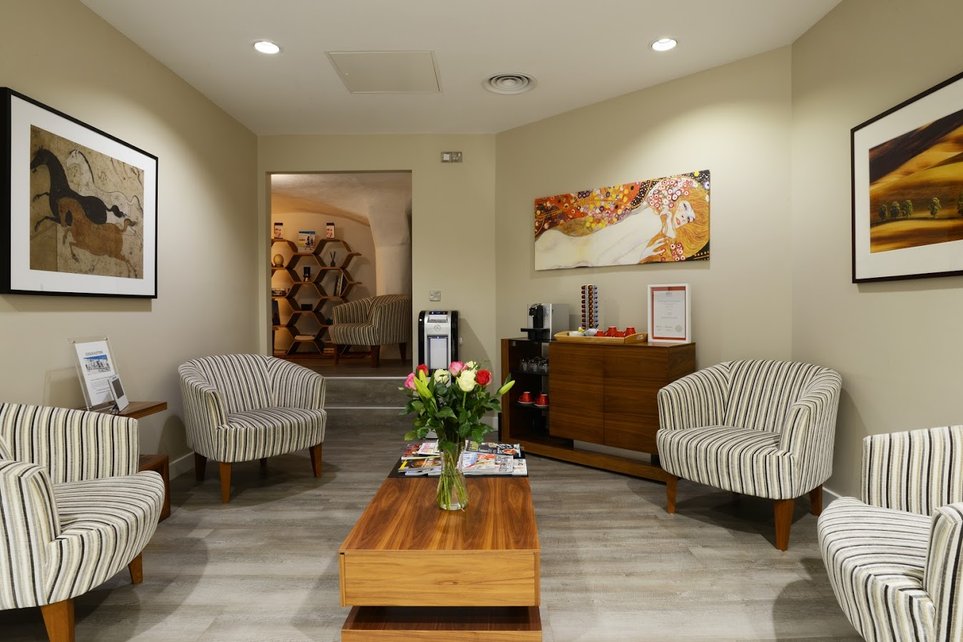 reception-seating-area-3 - Boston House Healthcare LLP - Boston House Dental Clinic